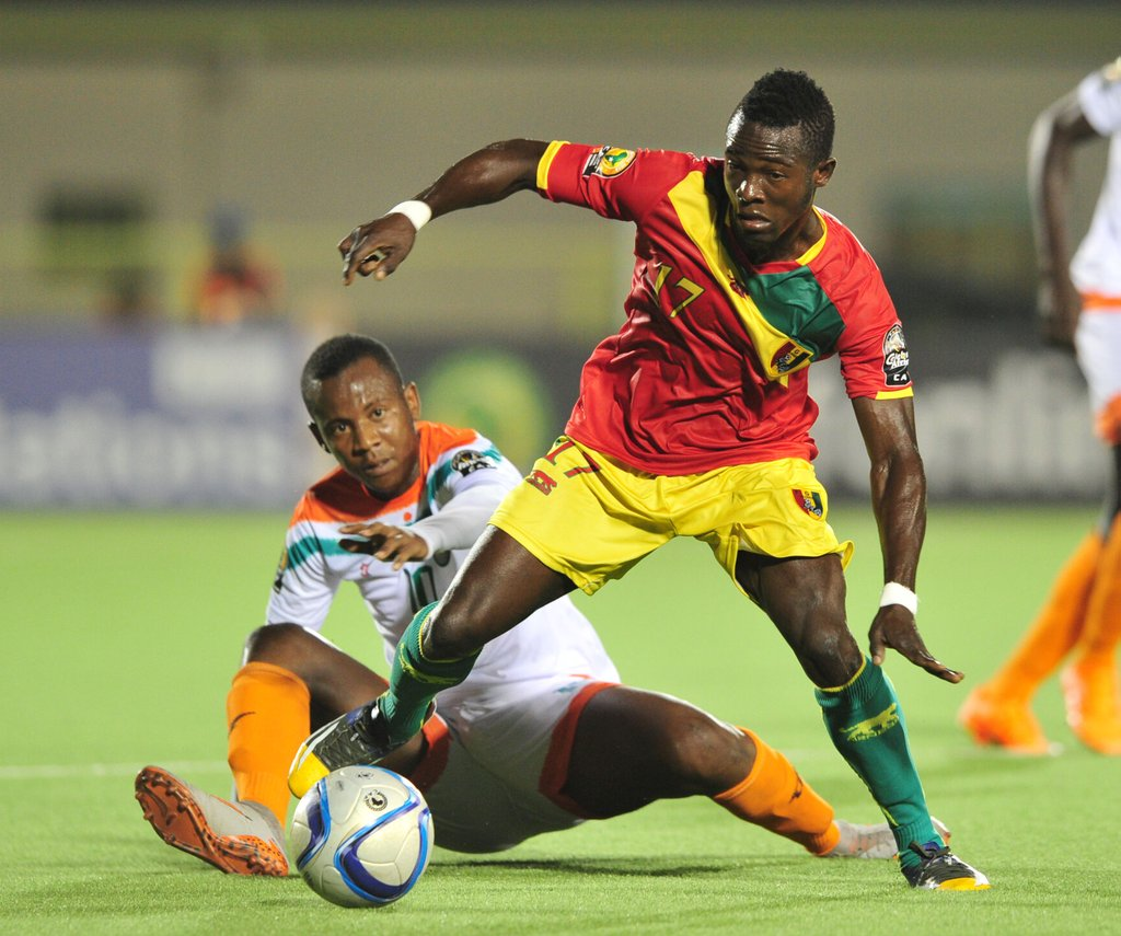 Guinea, Niger Share Points; Nigeria Top Group C