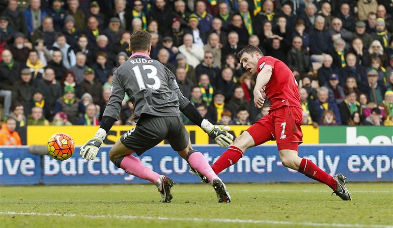 Goals Galore! Liverpool Edge Norwich In Nine-Goal Thriller