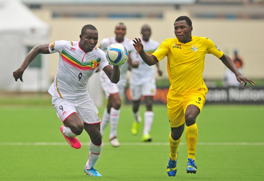 CHAN: Zimbabwe Fall To Mali, Crash Out