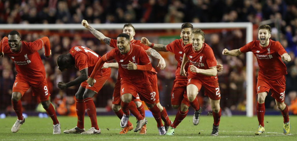 Liverpool Into COC Final After Shootout Win Over Stoke