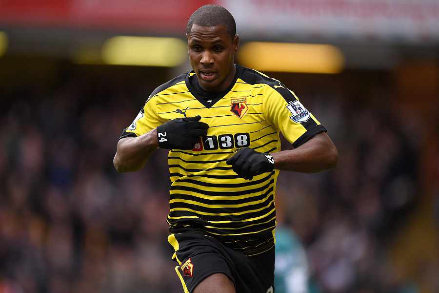 Ighalo Fears Watford Relegation As Ikpeazu Joins Blackpool