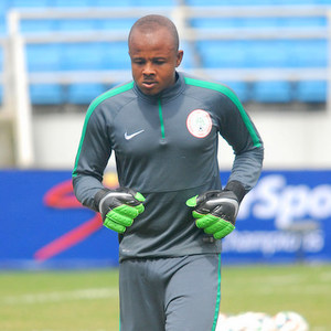 Ezenwa Off To London Wednesday For Senegal, Burkina Friendlies