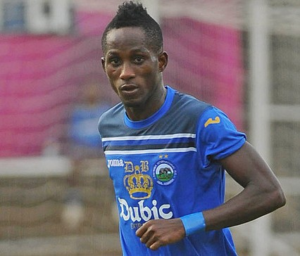 Ojobo Elated To Join Warri Wolves From Enyimba