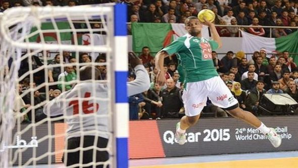 Nigeria Chase First Men's Handball Olympic Ticket To Egypt