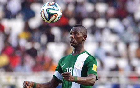 Onobi Sure Of Home Eagles' CHAN Progress