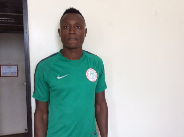 Gbadebo: It Feels Great Joining Home Eagles‎ In Pretoria