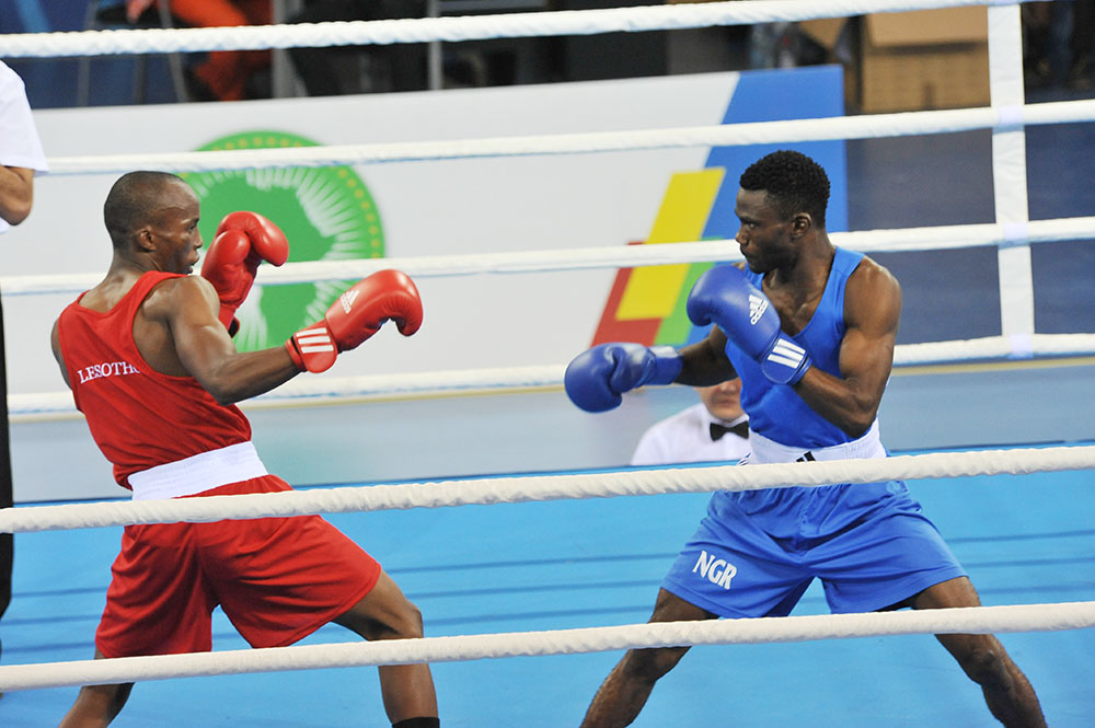 Rio 2016: 24 Nigerian Boxers Invited To Training Camp