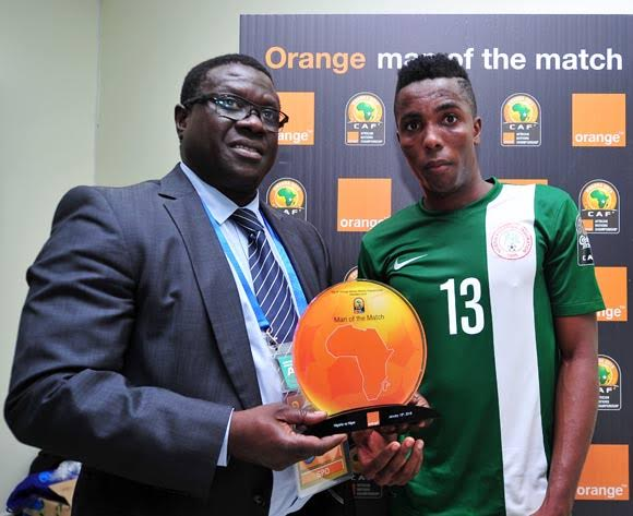 Chikatara Happy To Sink Niger, Targets More Goals