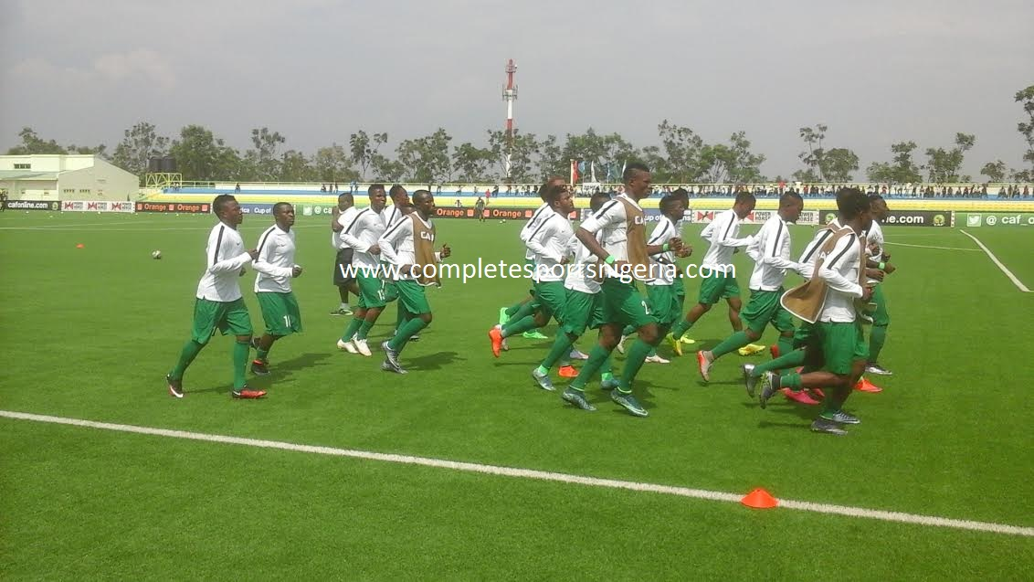 Too Close To Call: Nigeria Just Ahead Of Guinea In Past Meetings