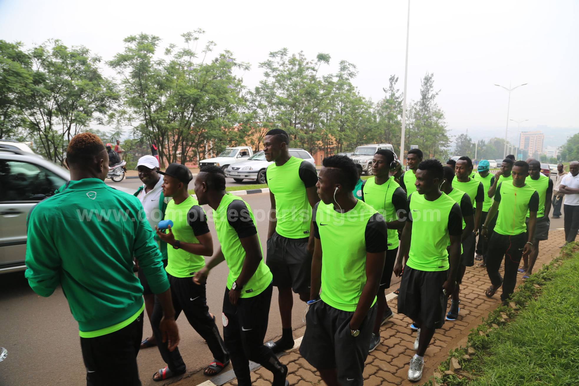 Taye Taiwo Consoles Home Eagles Over CHAN Misadventure
