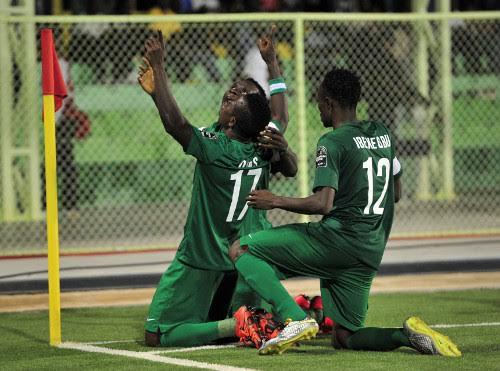 Roger Milla Tips Home Eagles For CHAN Title