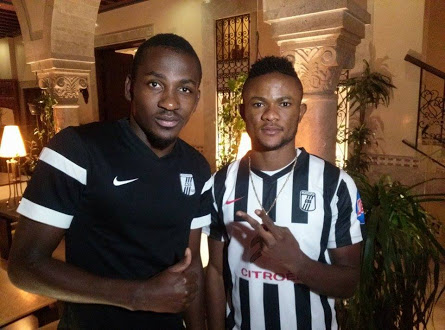 Sweet Sensation! First CSS Sfaxien Goal Excites Sokari