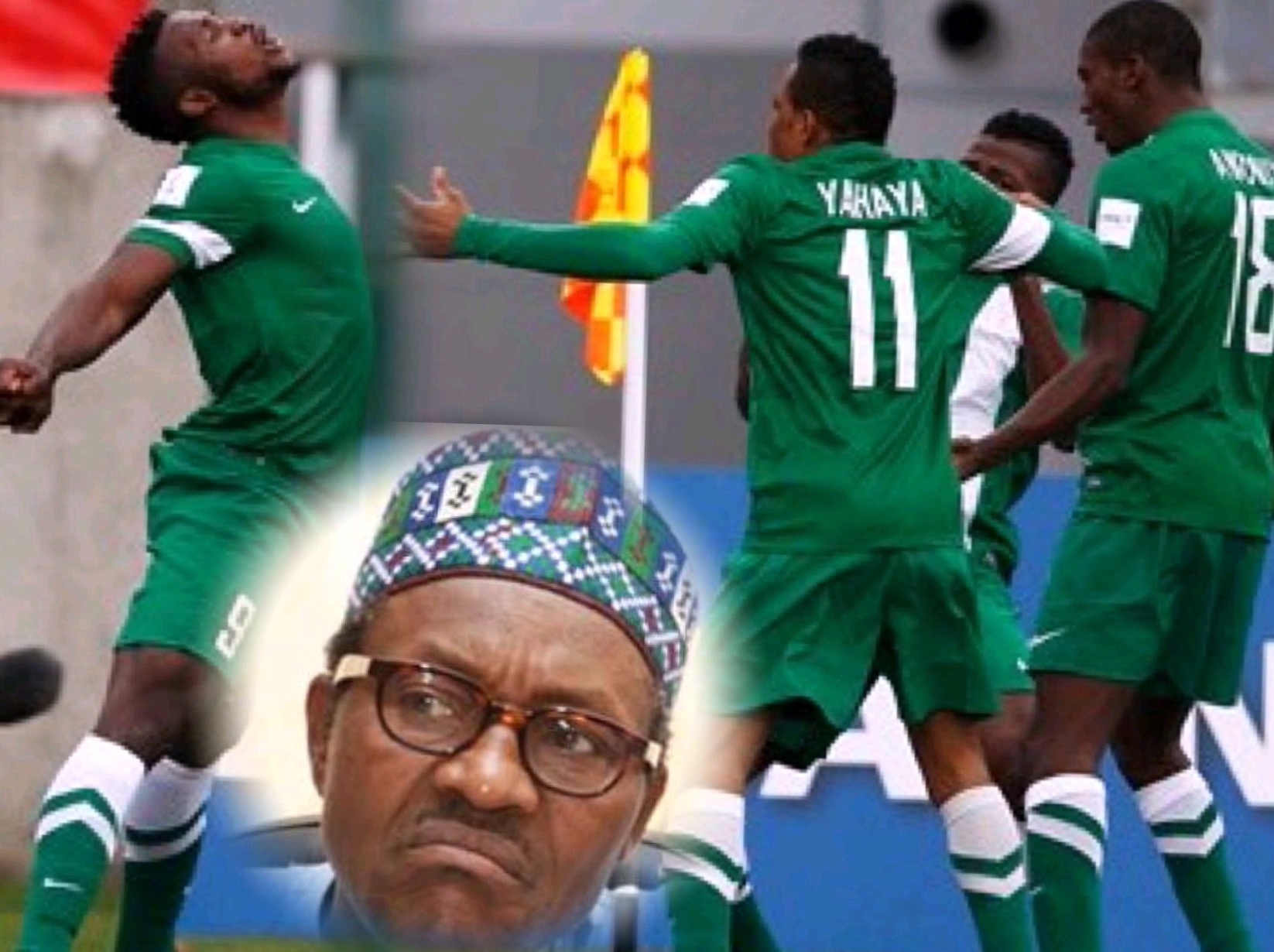No Presidential Reward For Flying Eagles January 21