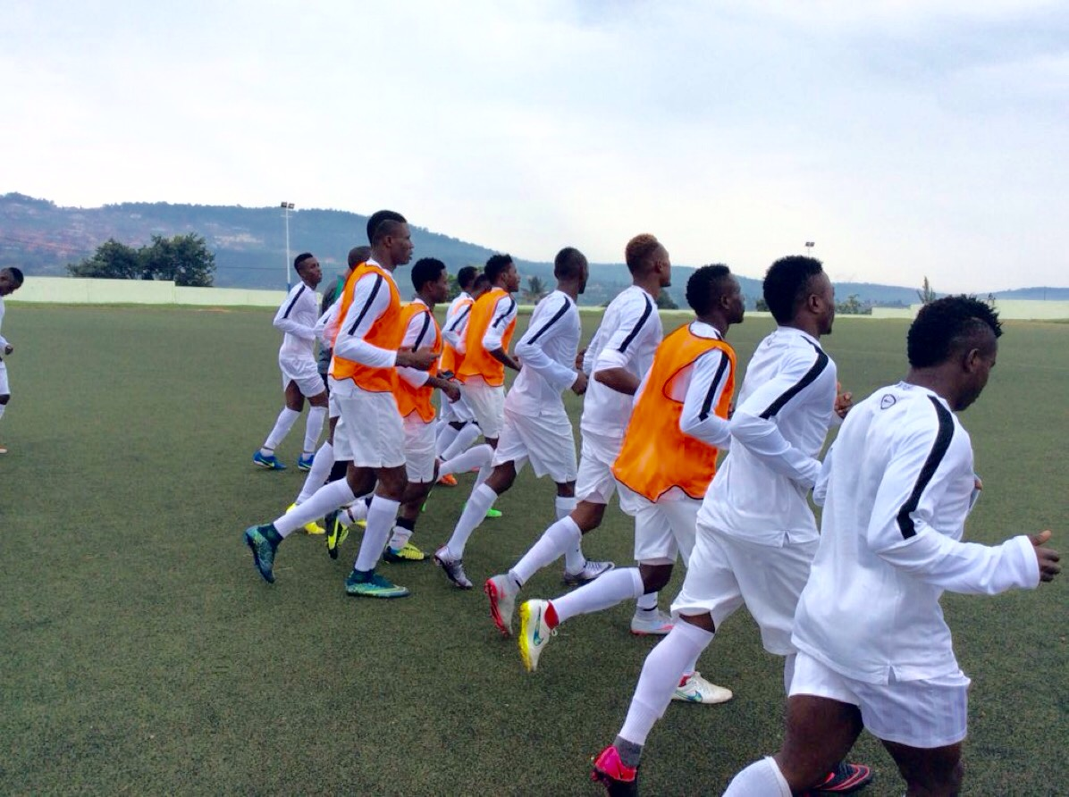 Eagles Hold First Training Session At Regional Stadium Today