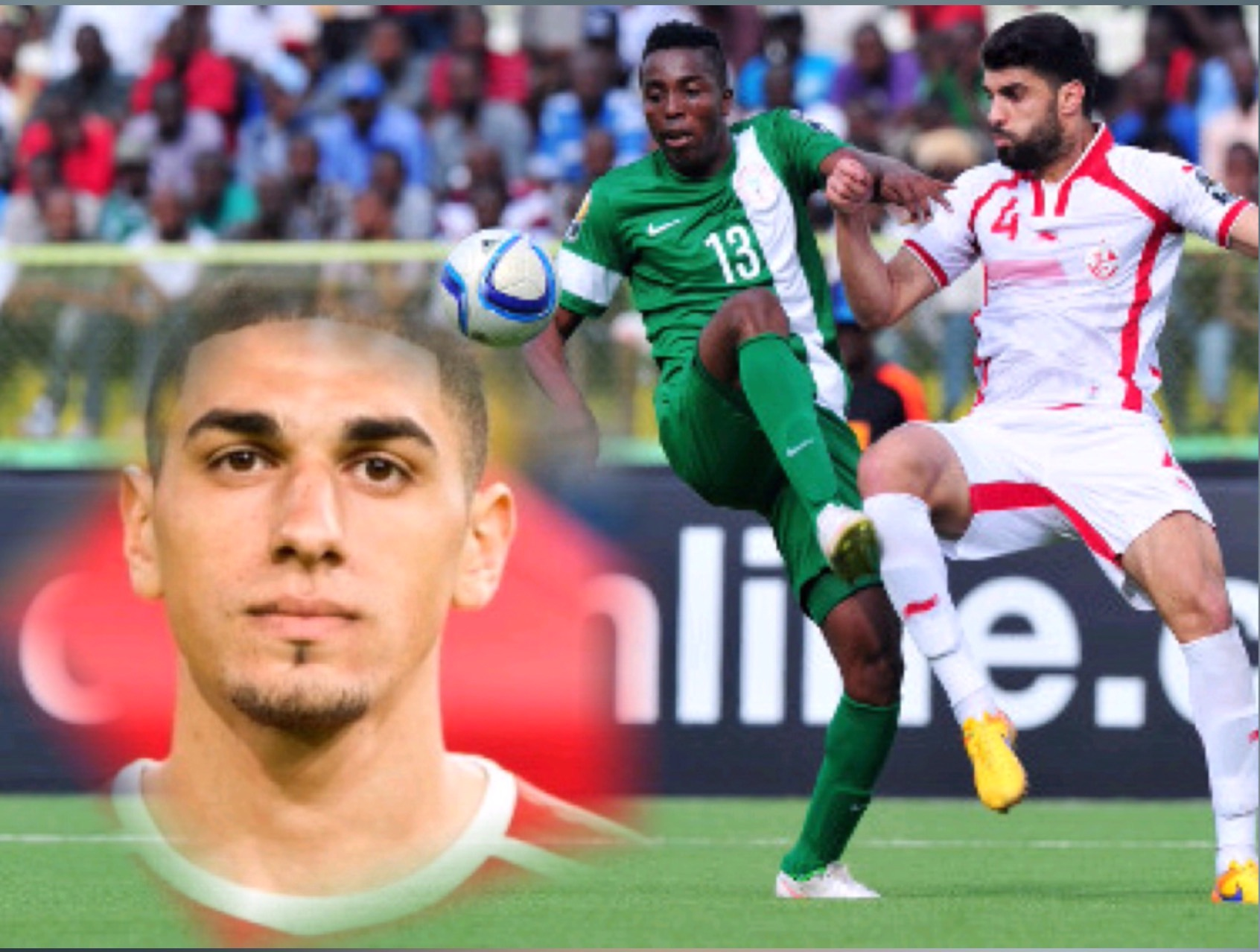 Up Eagles! Balogun Says One Point Better Than None