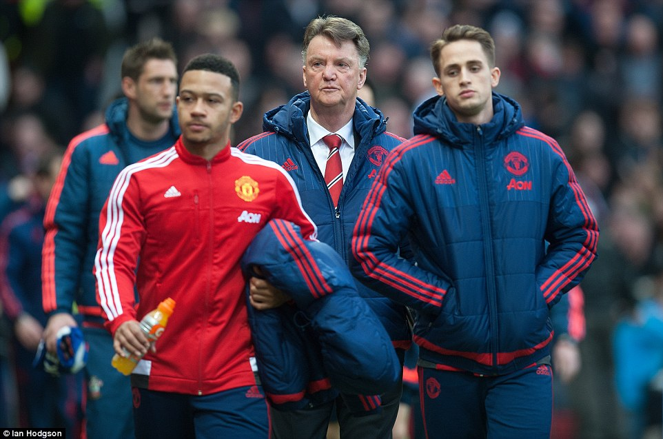 Van Gaal: Man United Fans Right To Boo Me