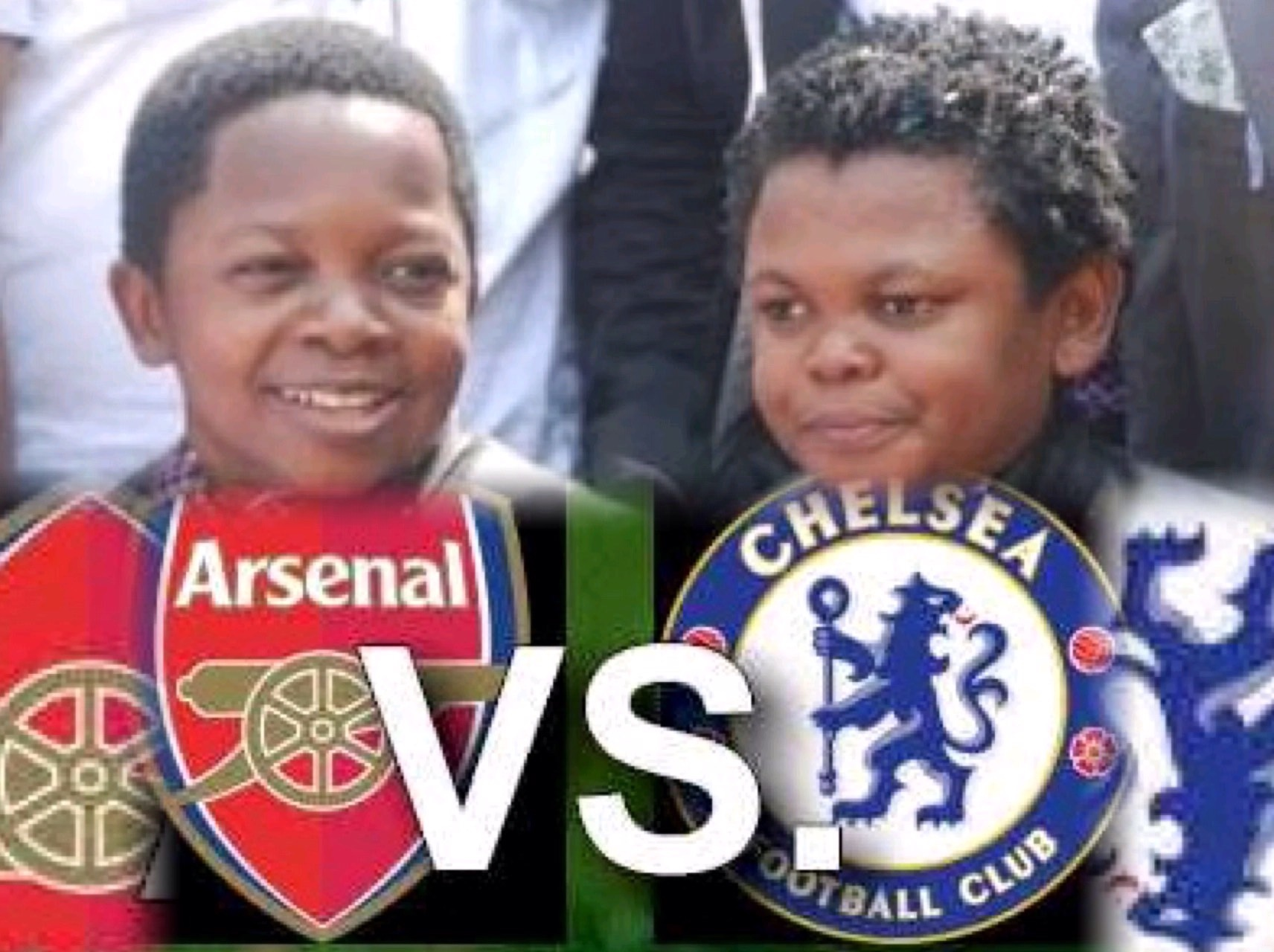 London Rumbles! Aki And Pawpaw Mouth Arsenal Vs Chelsea