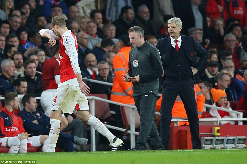 Frustrating! Wenger Rues 'So Much Work, But No Point' Against Chelsea