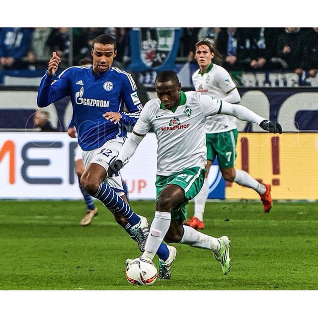 Ujah Savours 7th Goal Of Season And Win Against Schalke