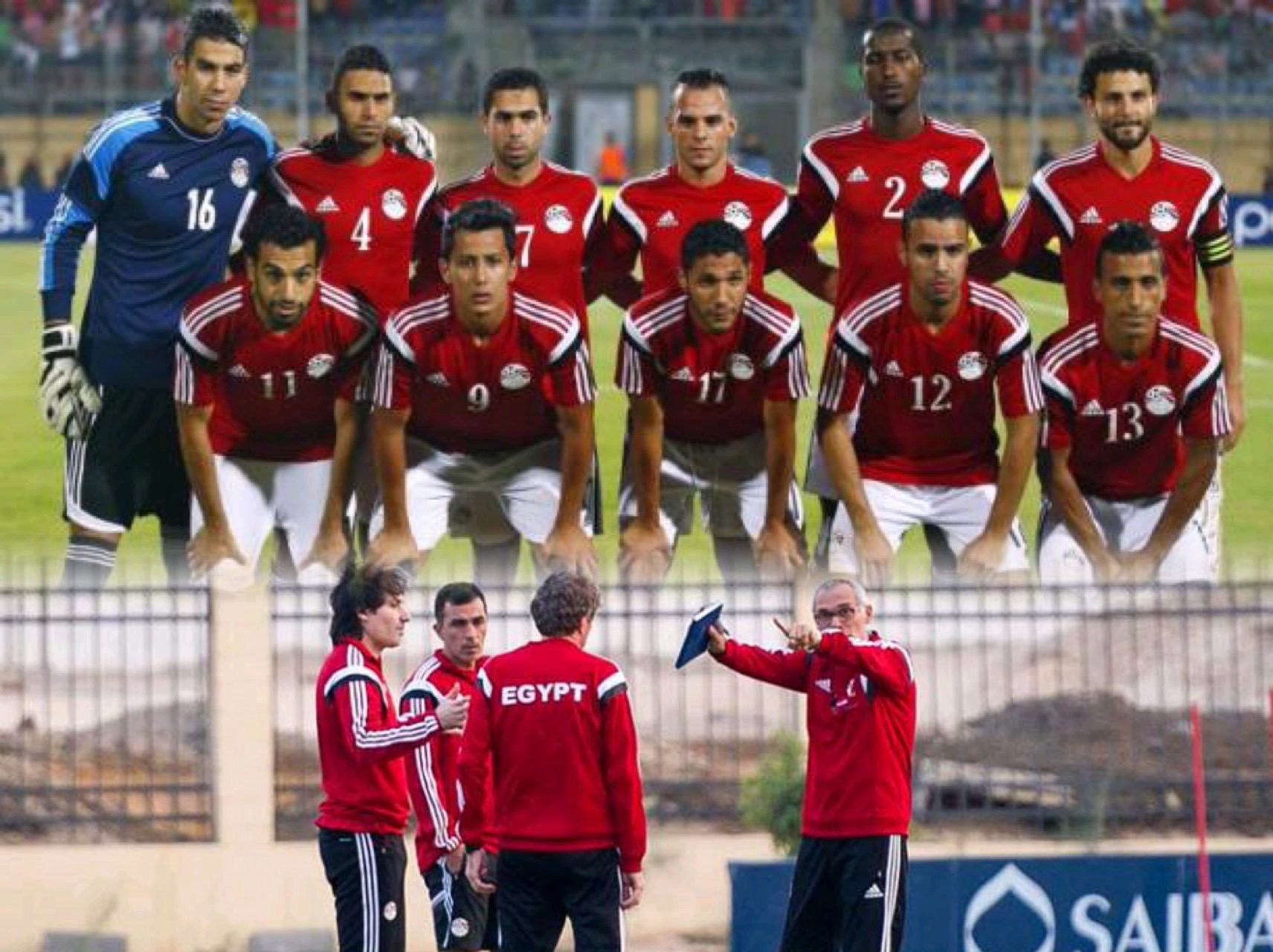 Ahead Super Eagles Vs Pharaohs:  Egypt Coach Name 32 For Libya, Jordan Friendlies