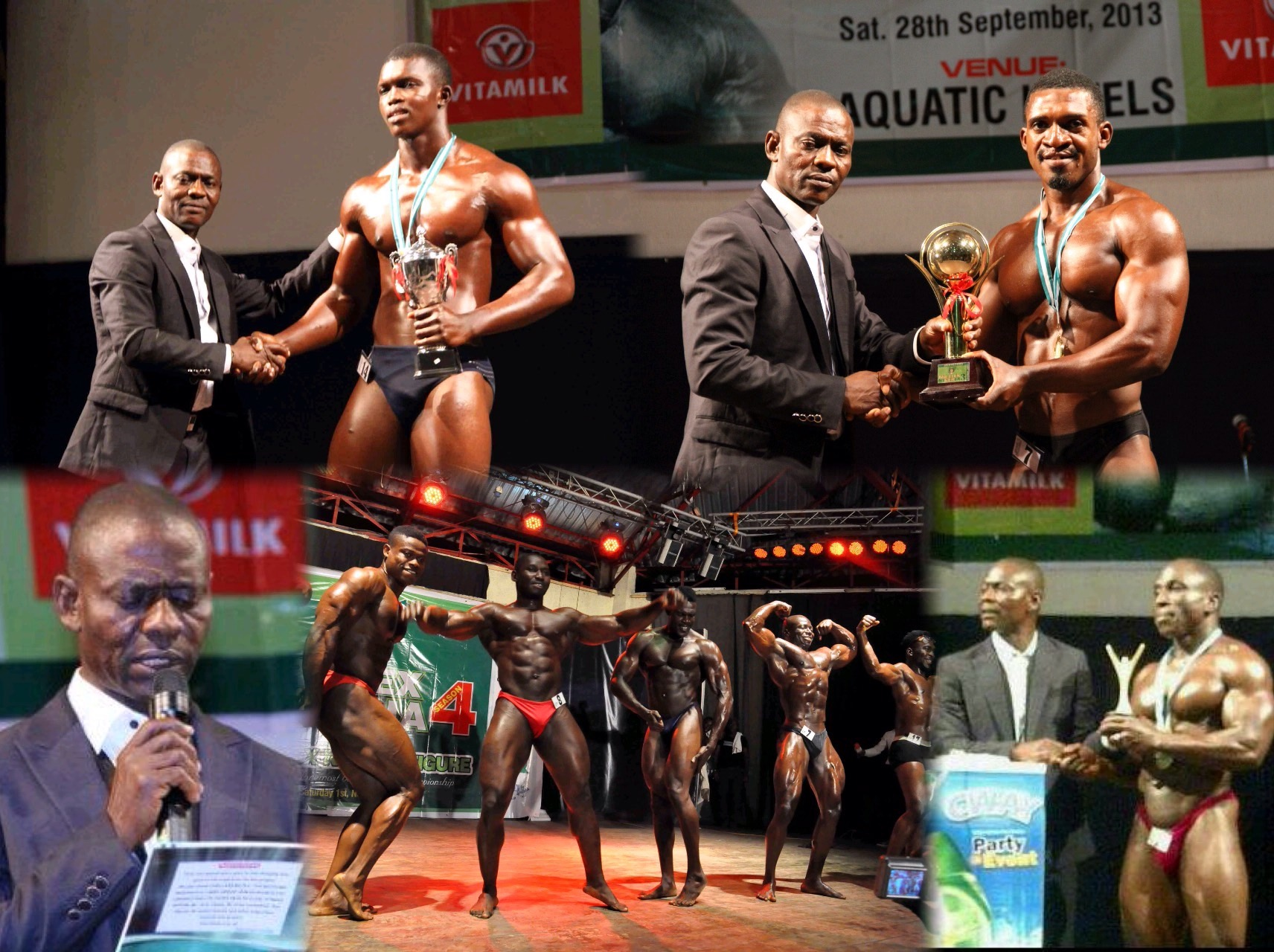 Okolie-Odene: Bodybuilding Is A Complete Sport, ‎Nigerian Bodybuilders Will Rule The World