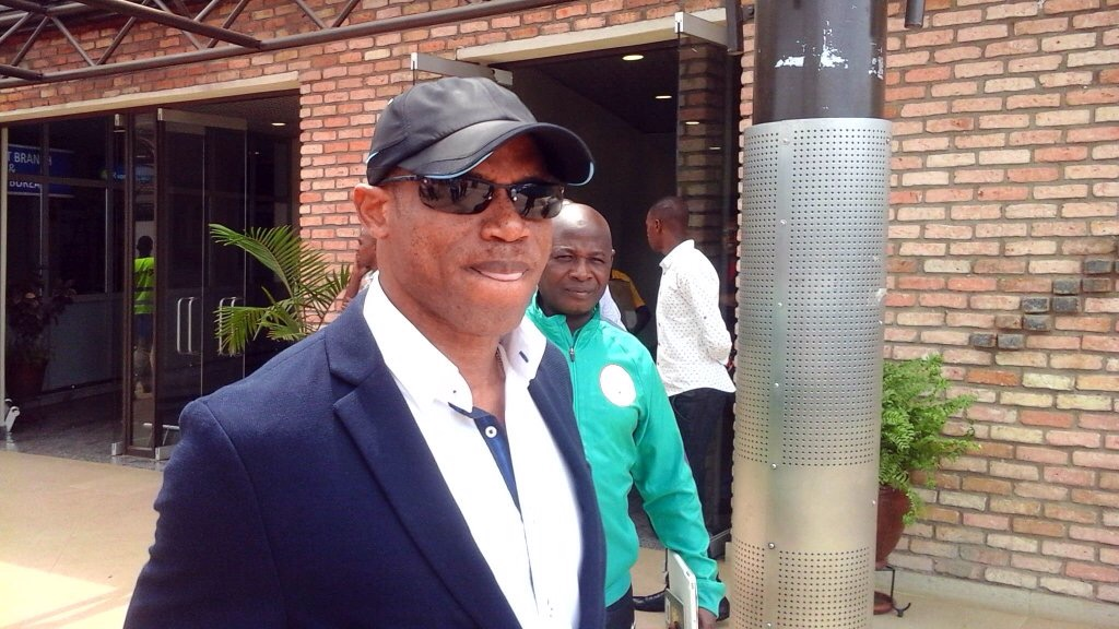 Oliseh To Meet With Eagles Stars In Germany, England