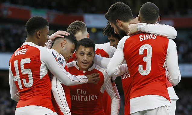 FA Cup: Wenger Happy To Beat Efficient Burnley