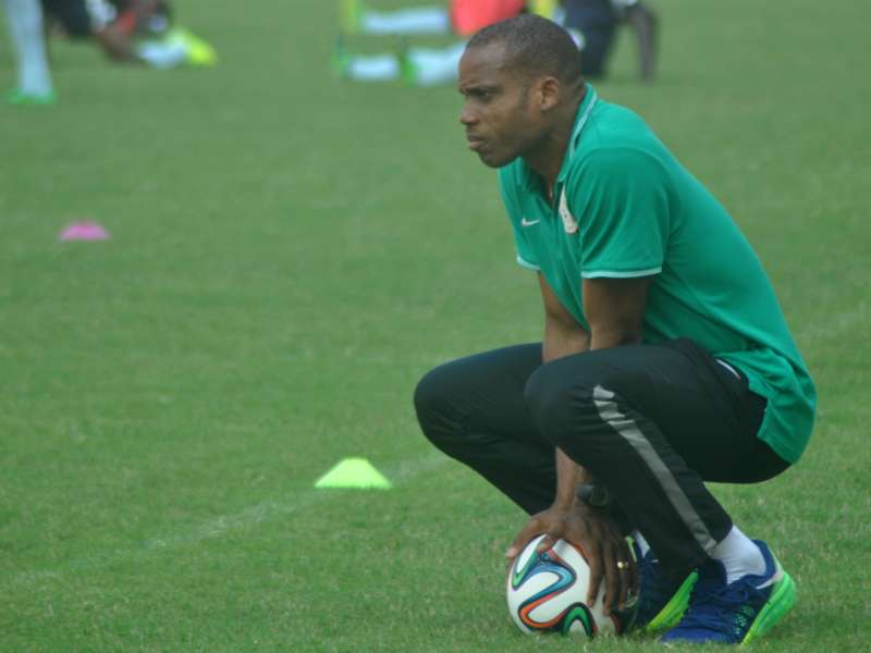 James Peters: Oliseh Should Take CHAN Failure As Challenge