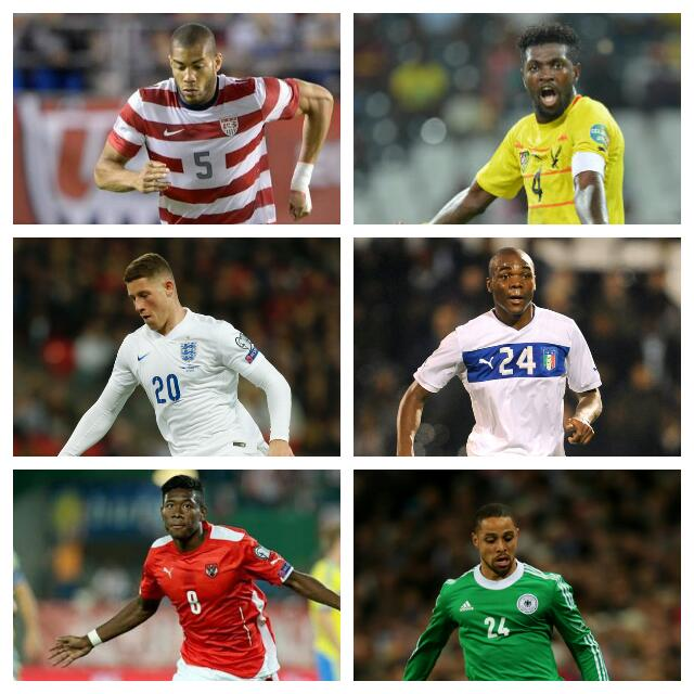 LOST IN TRANSIT: 33 Nigerian Footballers Playing For Other Countries