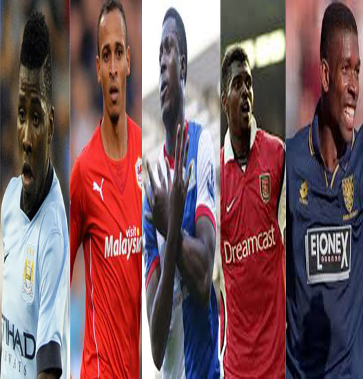 Famous 5! Nigerian Made EPL/FA Cup Hat Tricks