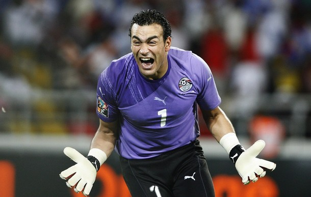 Egypt Recall Veteran Keeper El-Hadary For Burkina Friendly