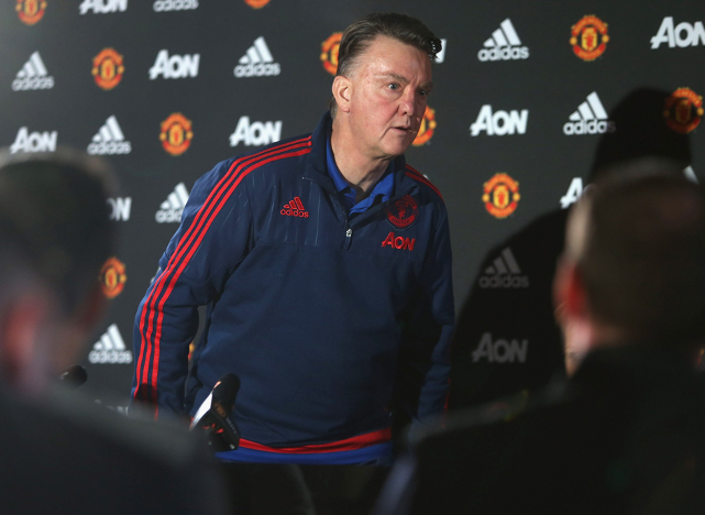 Van Gaal: United'll Be Title Contenders With Win Against Chelsea