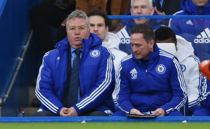 Hiddink Eyes Win Against Norwich, Hails Chelsea's Relegation Escape