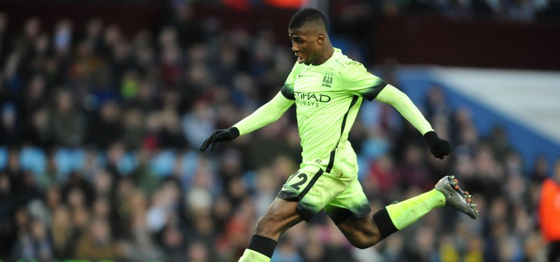 Iheanacho Replaces Nasri In Man City's Champions League Squad