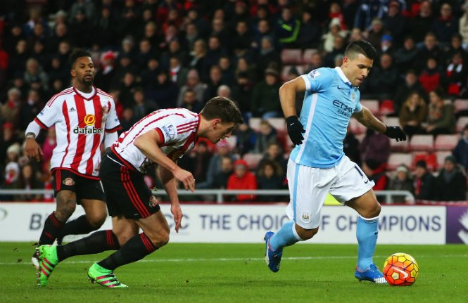 Iheanacho Starts Again As Aguero Scores In City Win