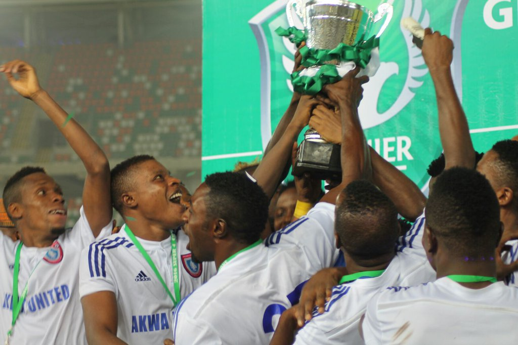 Champions! Akwa United Win Super Four After Enyimba Draw