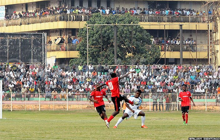 Vipers Stars Back In Training Ahead Of Enyimba Clash