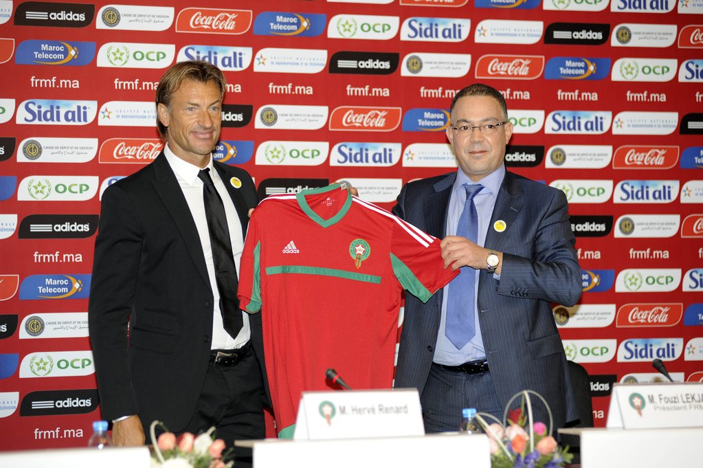 Morocco Confirm Renard As New Head Coach