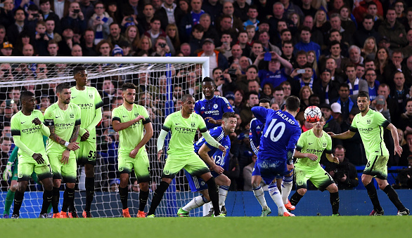 Mikel, Iheanacho In Action As Chelsea Spank Understrength City