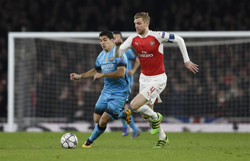 Wenger Blasts Arsenal Players For Barcelona Defeat