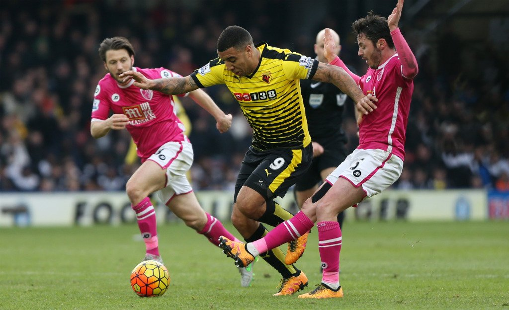Ighalo Fires Blanks As Bornemouth Hold Watford, Leicester Extend Lead