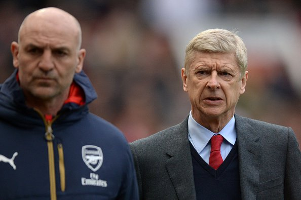 """Wenger: Arsenal Dropped Key Points To """"Experienced"""", """"Expensive"""" United"""