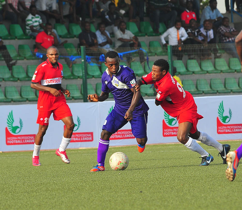 Federation Cup: Katsina United Upset MFM; Akwa United, Rangers Win