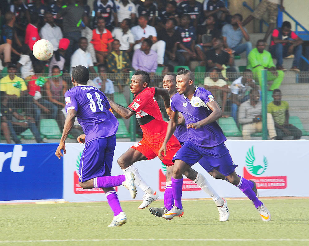 NPFL: Surprise Leaders MFM Face 3SC, Pillars Battle Wikki