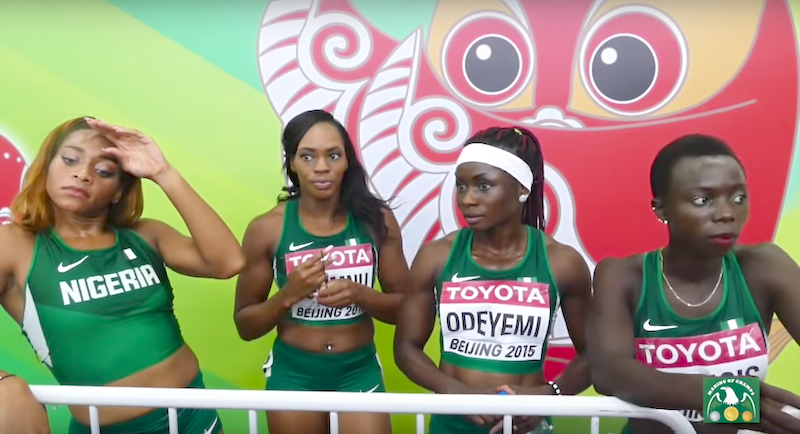 Francis Replaces Asumnu As Nigeria's Fastest 2016 60m Runner