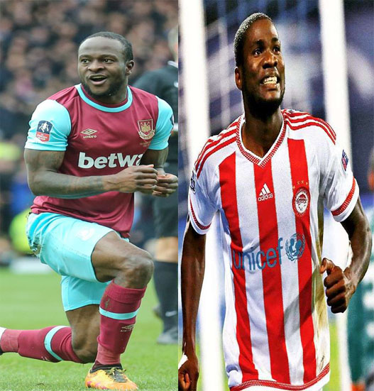 Ideye, Moses Set For Super Eagles Return