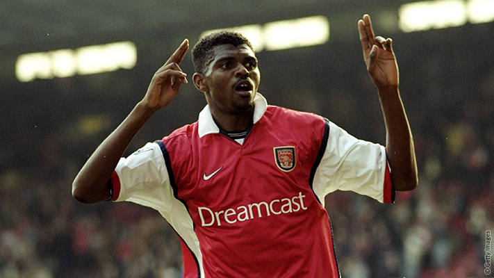 Kanu: My Arsenal Success Opened Doors For African Players