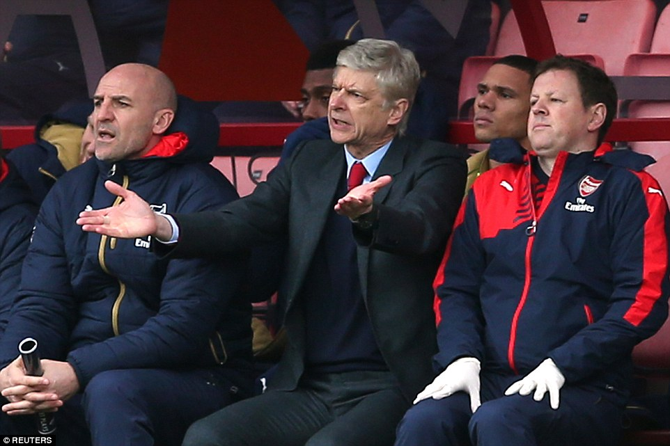 Wenger Banned For Four Matches, Fined  £25k For Improper Conduct