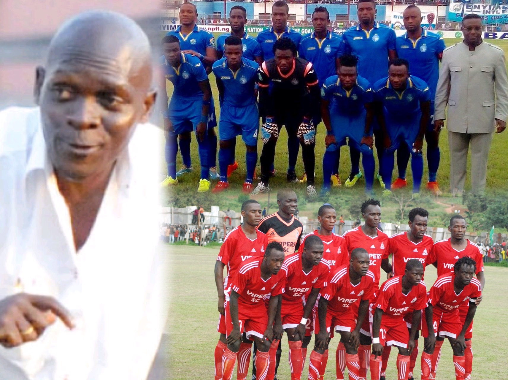 Vipers Coach, Nsimbe : Enyimba Will Be Difficult To Beat In Nigeria