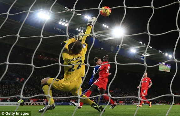 Leicester Consolidate Lead With Liverpool Win; West Ham Defeat Villa